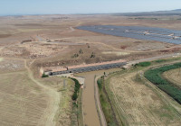 Kralkızı Dicle P3 Pompaj Sulaması İletim Kanalı, Pompa İstasyonu ve Kanal Yapımı İşi