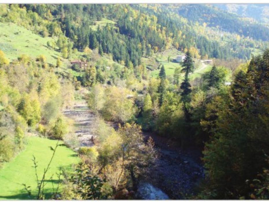 Kaya Barajı ve Hidroelektrik Santrali - Kastamonu