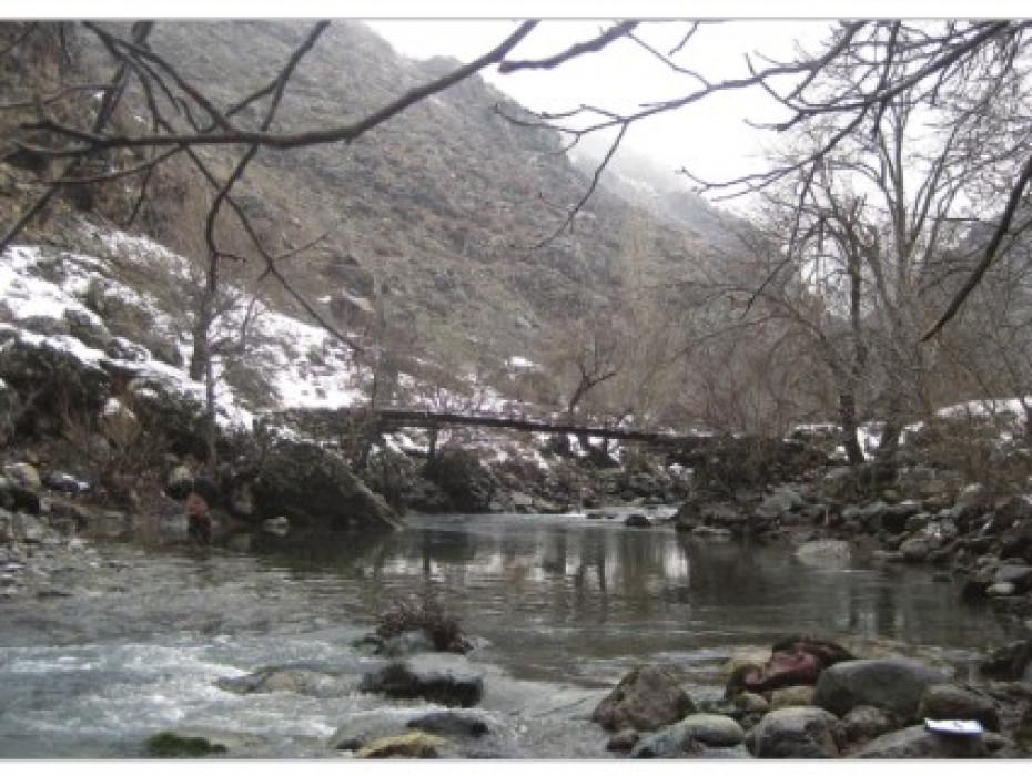 Rubarişin Barajı ve Hidroelektrik Santrali - Hakkari