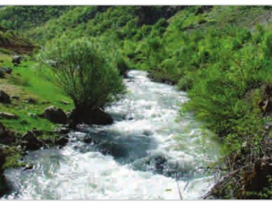 Şemdinli Barajı ve Hidroelektrik Santrali - Hakkari