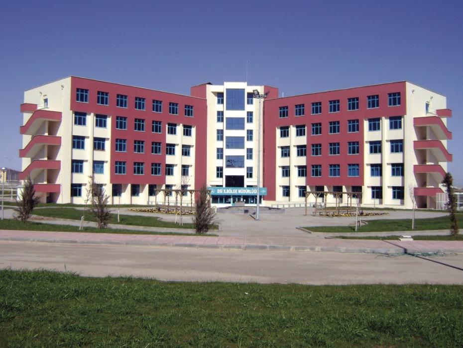 DSİ 10. Bölge Müdürlüğünün İdari Binası – Diyarbakır
