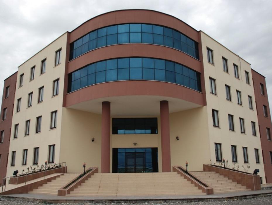 Ceylan İdari Binası - Diyarbakır