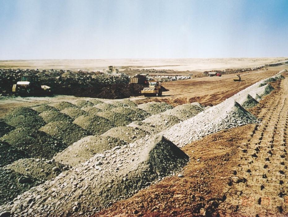 Viranşehir-Yenice Yayık Göleti, Siverek Payamlı Göleti I, Viranşehir-Yenice Yayık Göleti II, Siverek Yeleken Göleti - Şanlıurfa