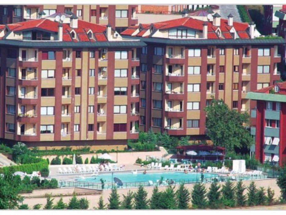 Ulus Palmiye Lüks Konutları İnşaatı - İstanbul