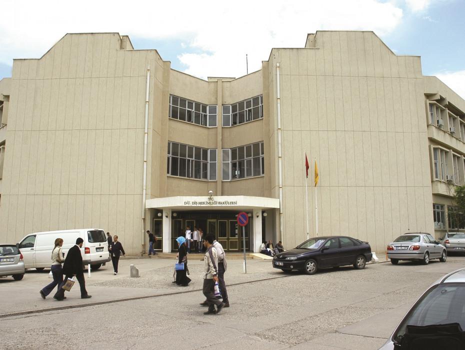 Dişçilik Fakültesi - Diyarbakır