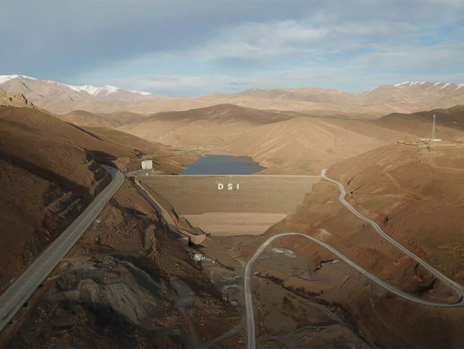 Dilimli Barajı - Hakkari