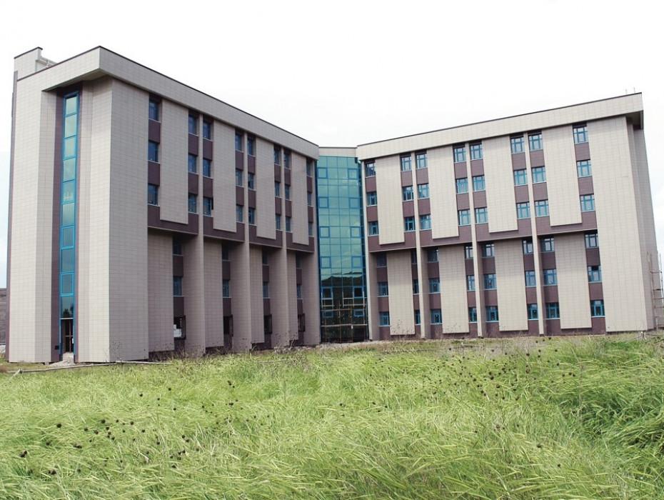 Kardiyoloji Merkezi İnşaatı - Diyarbakır