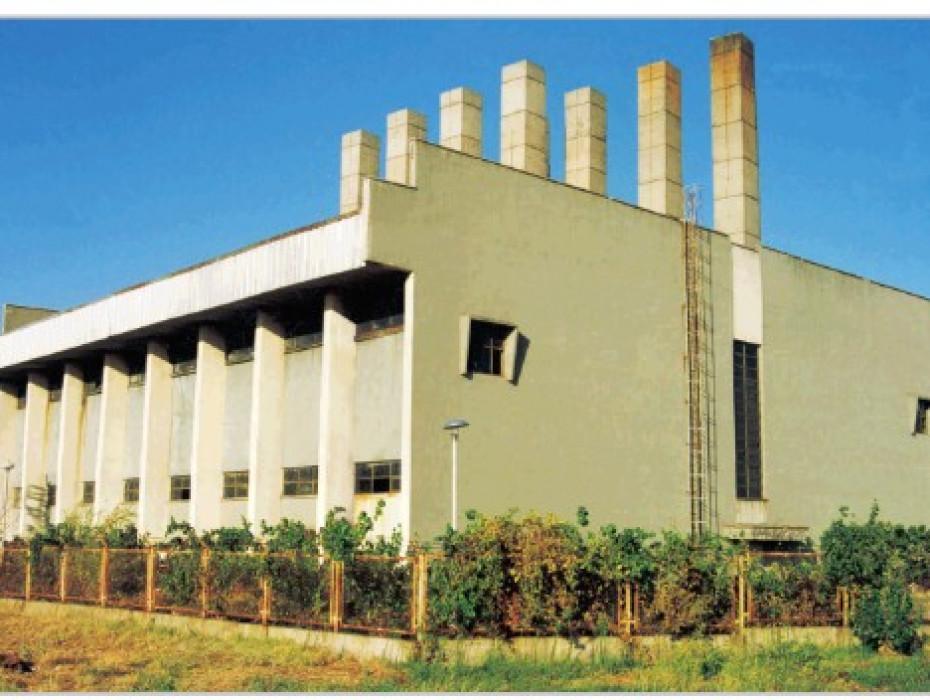 Enerji Merkezi Binası ve Altyapısı - Diyarbakır