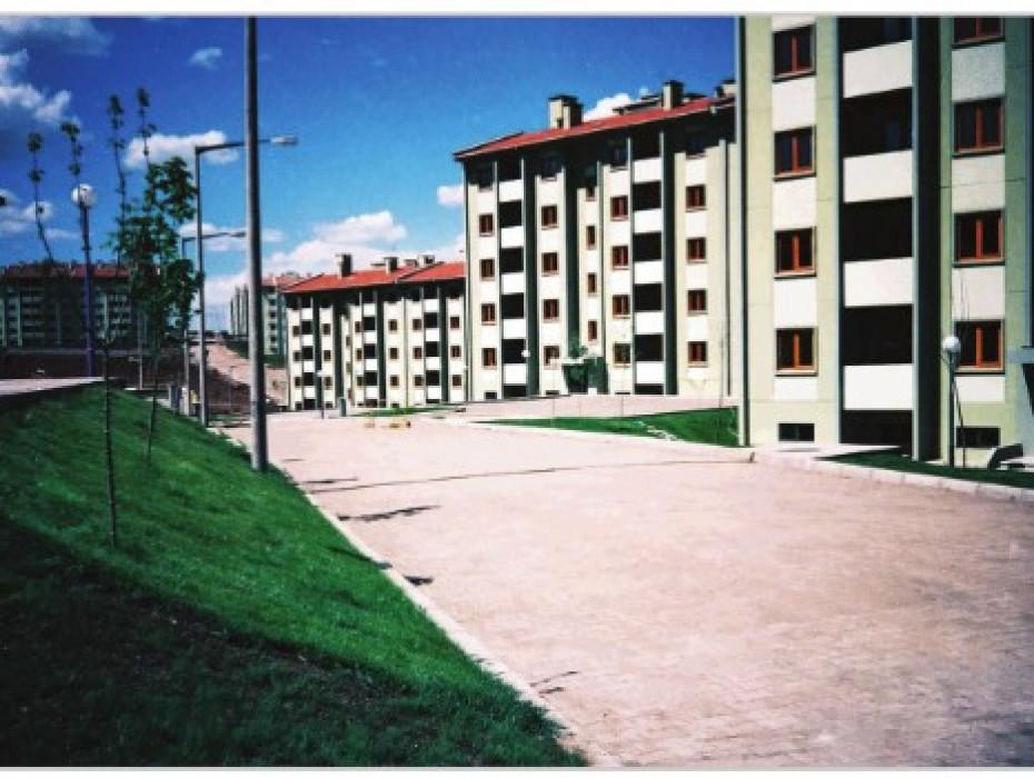 2190 Toplu Konut İçin Altyapı İnşaatı - Diyarbakır
